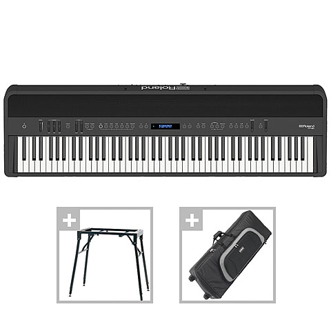Roland FP-90-BK Stage Set