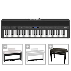 Roland FP-90-BK Home Set « Piano escenario