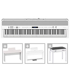Roland FP-90-WH Home Set « Piano escenario
