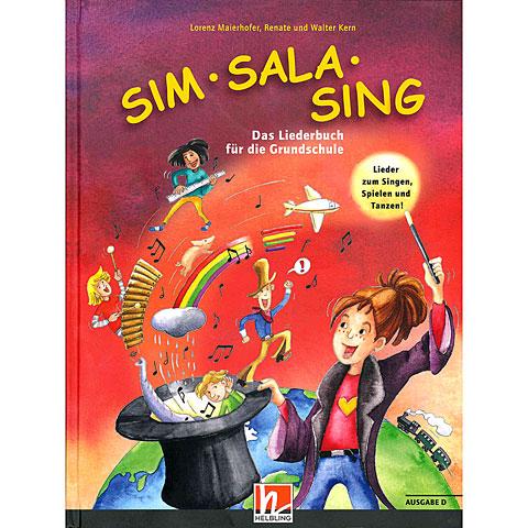 Recueil de Partitions Helbling Sim Sala Sing - Allg. Ausgabe (D)