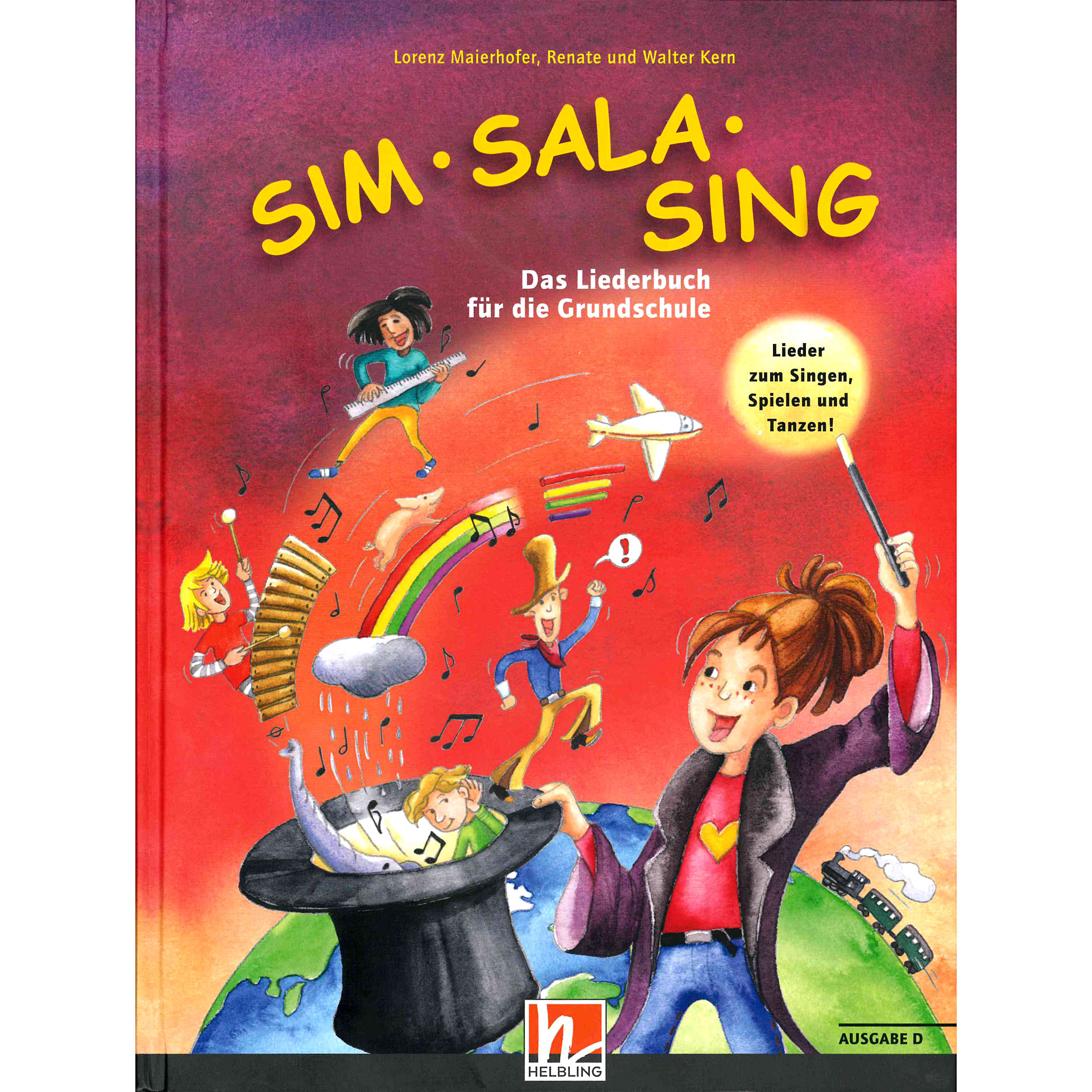 Helbling Sim Sala Sing Allg Ausgabe D