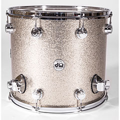 DW Collector's Finish Ply Nickel Sparkle