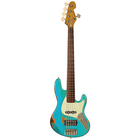 Sandberg California TM5 PF RQB HCA « Electric Bass Guitar