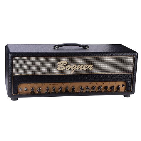 Cabezal guitarra Bogner XTC Ecstasy 20th Anniversary EL34