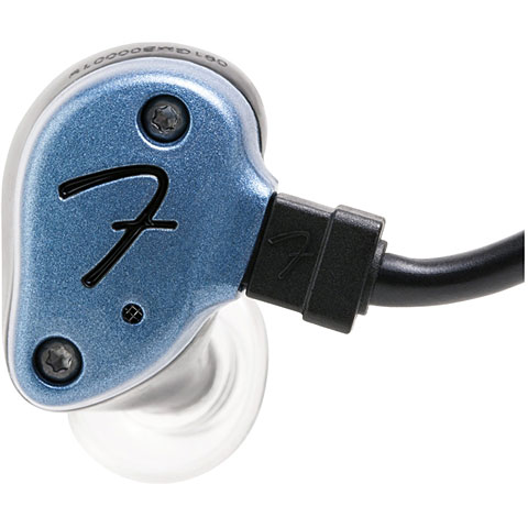 Auriculares In Ear Fender IEM Nine 1 Gun Metal Blue