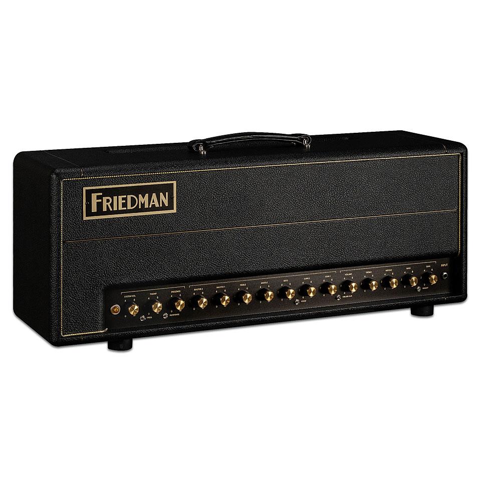 Verstaerker - Friedman Brown Eye BE 100 Deluxe Topteil E Gitarre - Onlineshop Musik Produktiv