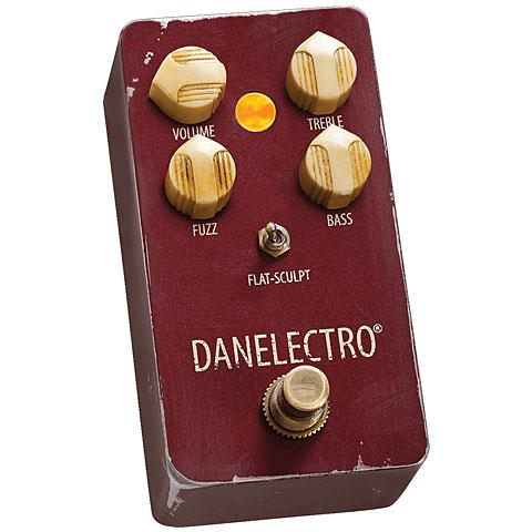 Pedal guitarra eléctrica Danelectro The Eisenhower Fuzz