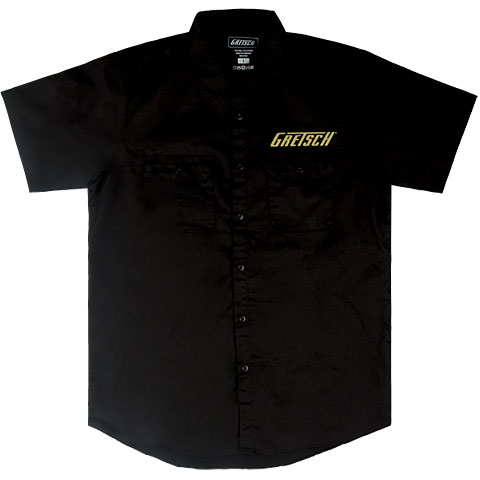 Camisa Gretsch Guitars Pro Series S Work Shirt
