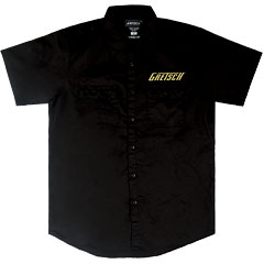 Gretsch Guitars Pro Series M Work Shirt « Camisa