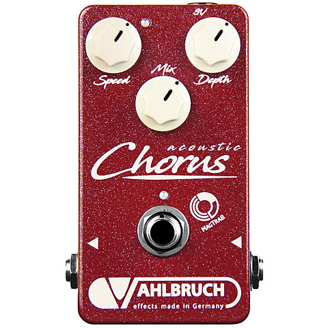 Efectos guitarra acúst. Vahlbruch Chorus Acoustic
