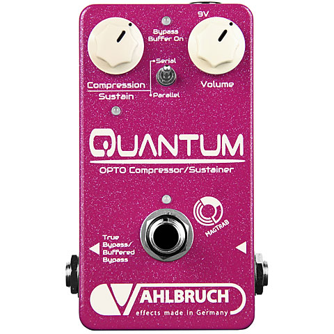 Guitar Effect Vahlbruch Opto Compressor/Sustainer