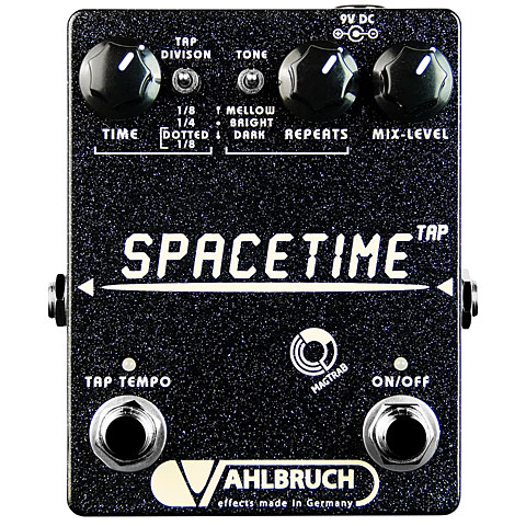 Pedal guitarra eléctrica Vahlbruch Space Time Tap