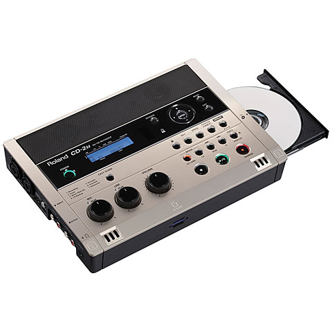 Digital Audio Recorder Roland CD-2u