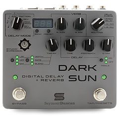 Seymour Duncan Dark Sun Mark Holcomb Signature Delay / Reverb « Effectpedaal Gitaar