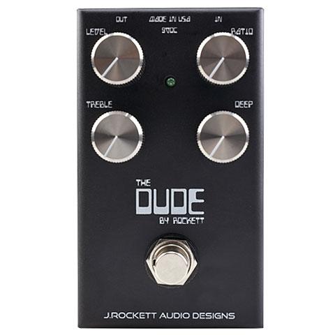Effektgerät E-Gitarre J. Rockett Audio Designs The Dude V2