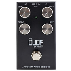 J. Rockett Audio Designs The Dude V2 « Effectpedaal Gitaar