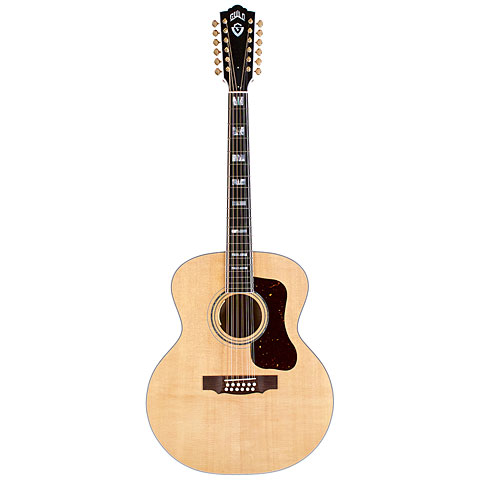 Guitarra acústica Guild F-512E Maple