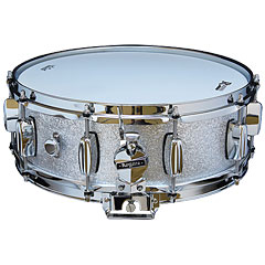 "Rogers Dyna-Sonic 14"" x 5"" Model 32 Snare Silver Sparkle « Snare drum"