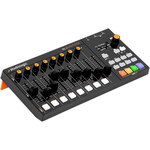 MIDI-Controller Studiologic SL Mixface