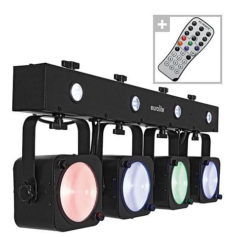 Set complet Eurolite LED KLS-190 Compact Light Set
