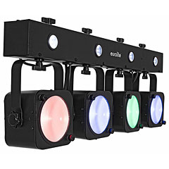 Eurolite LED KLS-190 Compact Light Set « Set completo