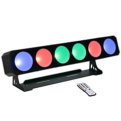 Eurolite CBB-6 COB RGB Bar « LED Bar