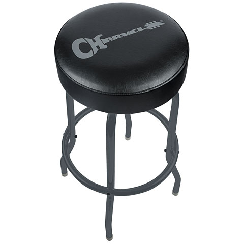 Article cadeau Charvel Logo Bar Stool 30""