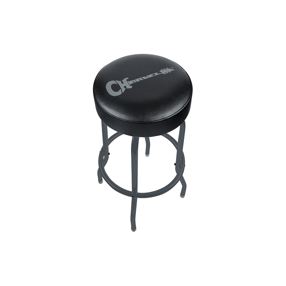 Charvel Logo Bar Stool 30