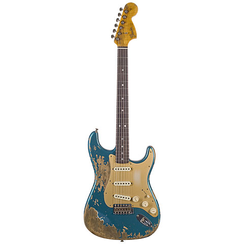 Fender Custom Shop 66 Stratocaster HR AOTQ « Electric Guitar