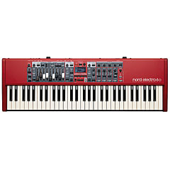 Clavia Nord Electro 6D 61 Showroom « Stagepiano