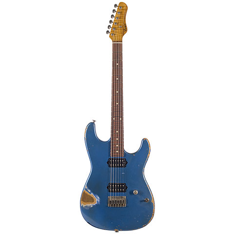 Haar Traditional S, Lake Placid Blue « Electric Guitar