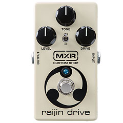 MXR Custom Shop CSP 037 - Raijin Drive « Guitar Effect