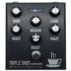 Ashdown Triple Shot Drive Pedal « Bass Guitar Effect