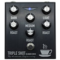 Bass Guitar Effect Ashdown Triple Shot Drive Pedal