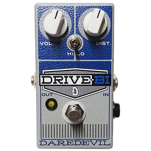 Pedal guitarra eléctrica Daredevil Pedals Drive BI