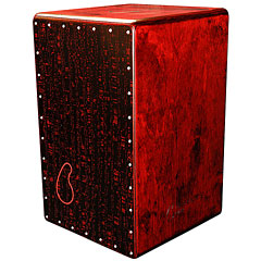 Tres Lados Classic Red Matrix « Cajon