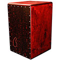 Cajon Tres Lados Classic Red Matrix
