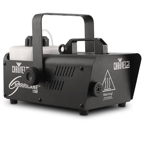 Smoke Machine Chauvet DJ Hurricane 1200