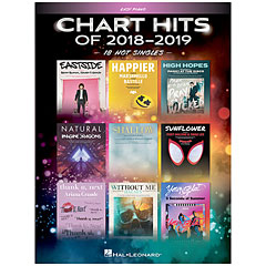 Hal Leonard Chart Hits Of 2018-2019 for Easy Piano « Notenbuch
