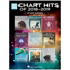 Hal Leonard Chart Hits Of 2018-2019 for Easy Guitar « Notenbuch