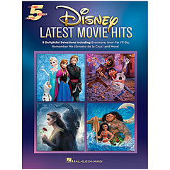 Hal Leonard Disney Latest Movie Hits « Bladmuziek