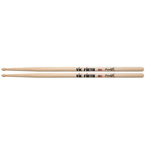 Baquetas para batería Vic Firth American Concept Freestyle 85A