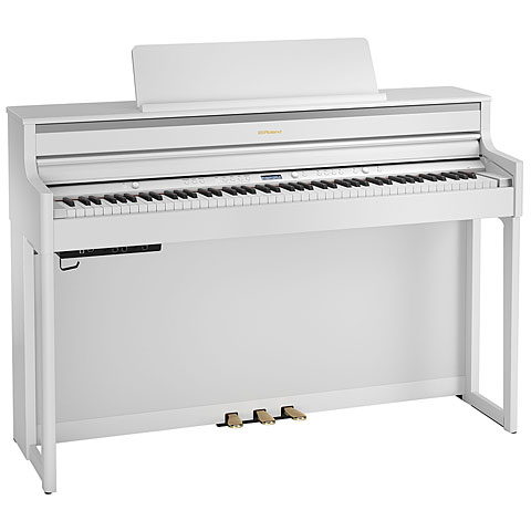 Piano digital Roland HP704-WH