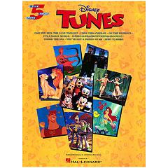 Hal Leonard Disney Tunes « Libro de partituras