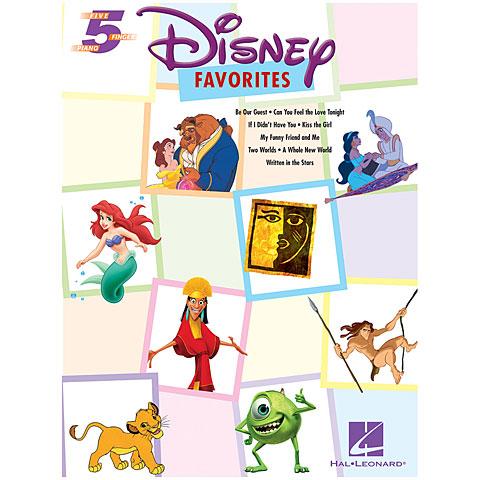 Hal Leonard Disney favorites