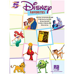 Hal Leonard Disney favorites « Bladmuziek