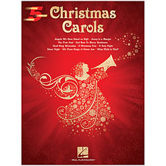 Hal Leonard Christmas Carols « Libro de partituras