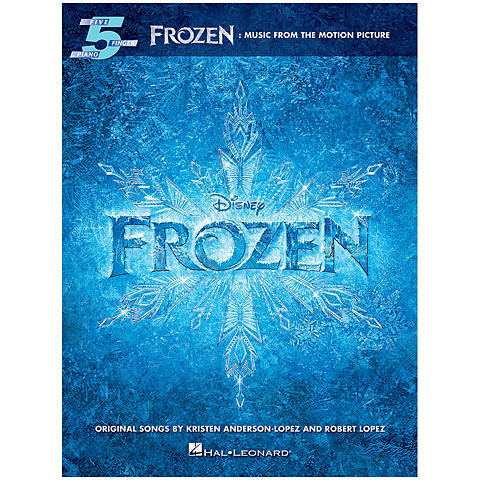 Notenbuch Hal Leonard Frozen: Music from the Motion Picture Soundtrack