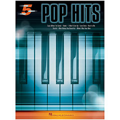 Hal Leonard Pop Hits for Five-Finger-Piano « Bladmuziek