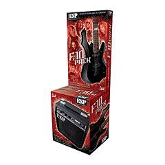ESP LTD F10 BK B-Stock « E-Gitarren Set